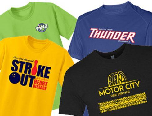 Toronto's Six Best Custom T-shirt Brands