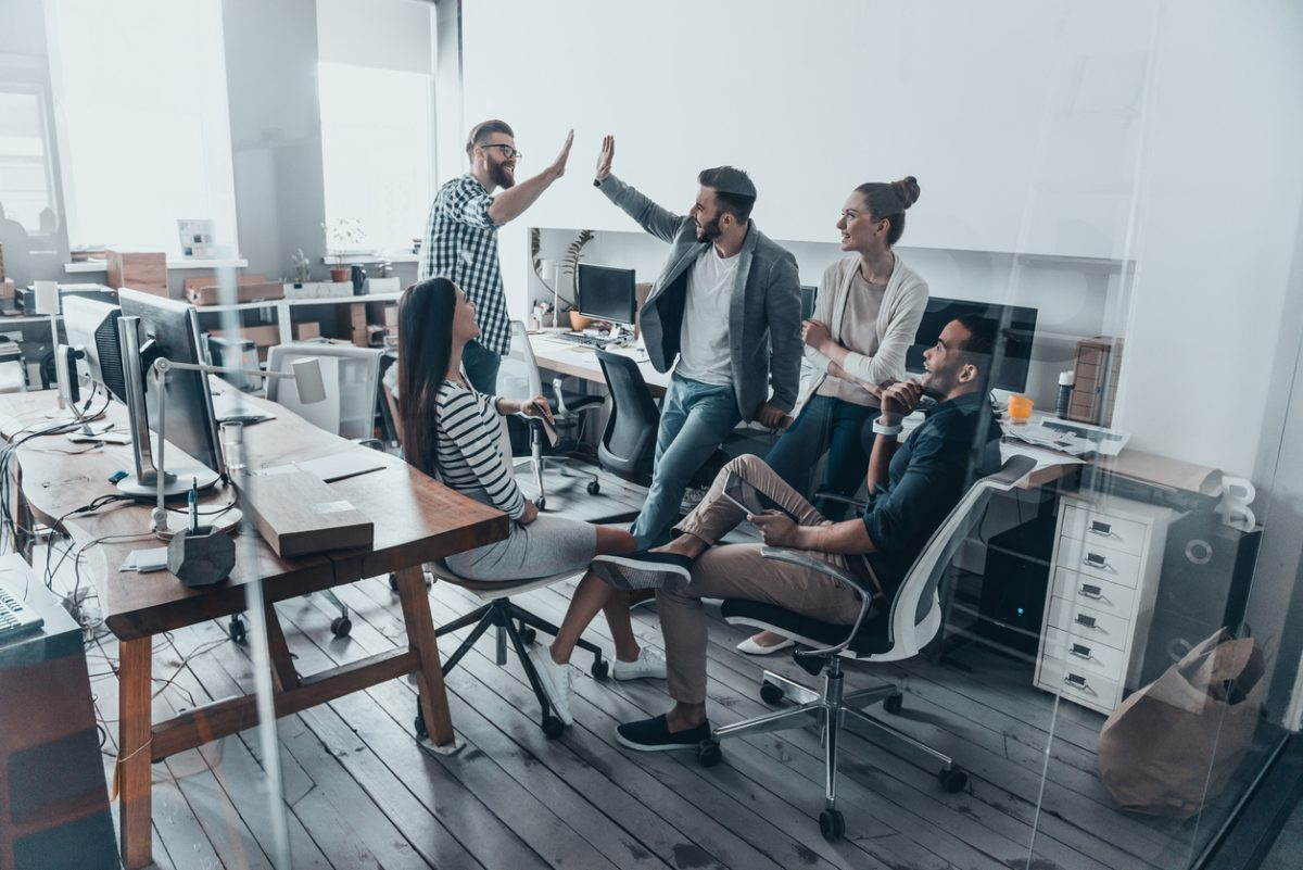 Achieving Win-Win Outcomes on Innovation With Startups